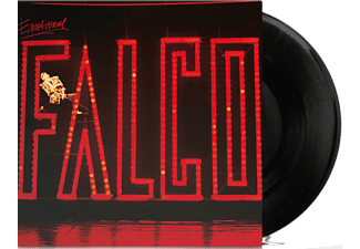 Falco - Emotional (2021 Remaster) LP Black [Vinyl]
