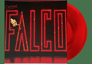 Falco - Emotional (2021 Remaster) LP Red [Vinyl]