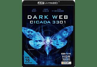 Dark Web: Cicada 3301 [4K Ultra HD Blu-ray]