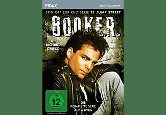 Booker [DVD]