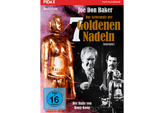 Das Geheimnis der 7 Goldenen Nadeln - Der Bulle von Hongkong [DVD]