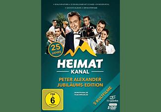 Peter Alexander Jubiläums-Edition (25 Jahre Heima [DVD]