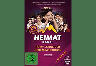 Romy Schneider Jubiläums-Edition (25 Jahre Heimat [DVD]