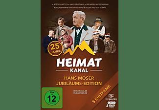 Hans Moser Jubiläums-Edition (25 Jahre Heimatkana [DVD]