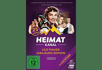 Lilo Pulver Jubiläums-Edition (25 Jahre Heimatkan [DVD]