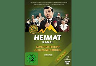 Gunther Philipp Jubiläums-Edition (25 Jahre Heima [DVD]