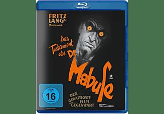 Das Testament des Dr.Mabuse [Blu-ray]
