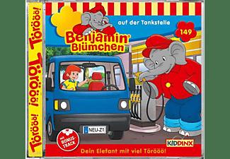 Benjamin Blümchen - Folge 149:Auf der Tankstelle [CD]
