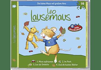 Leo Lausemaus - Folge 16:Und die bunten Blätter [CD]