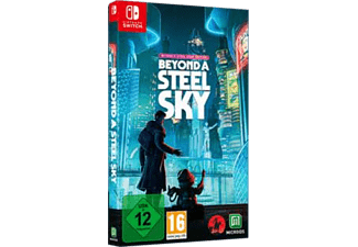 Beyond a Steel Sky - Limited Edition - [Nintendo Switch]