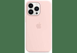 APPLE Silikon Case mit MagSafe in Kalkrosa für iPhone 13 Pro