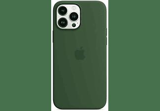 APPLE Silikon Case mit MagSafe in Klee für iPhone 13 Pro Max