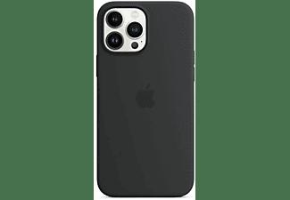 APPLE Silikon Case mit MagSafe in Mitternacht für iPhone 13 Pro Max