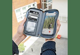 CELLY Clutch VENERE für Smartphones bis 6.5 Zoll, Blau