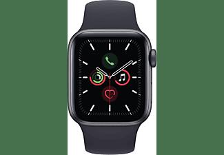 Watch Series SE GPS Alu space grau 40 mm Sportarmband mitternachtsschwarz
