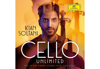 Kian Soltani - Cello Unlimited [CD]