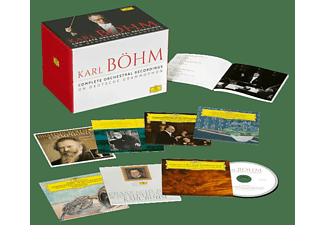 Karl Böhm - Complete Orchestral Music [CD + Blu-ray Audio]