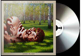 James Blake - Friends That Break Your Heart  - (CD)