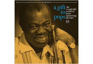 The Wonderful World Of Louis Armstrong All Stars - A Gift To Pops  - (Vinyl)