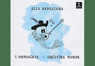 Christina/l'arpeggiata/sabadus/scheen Pluhar - Alla Napoletana [CD]