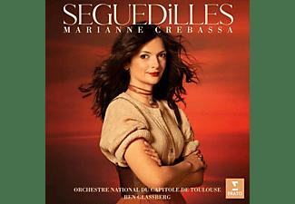 Marianne Crebassa;Glassberg;ONCT - Seguedilles [CD]