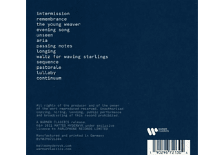 Matteo Myderwyk - Notes of Longing [CD]