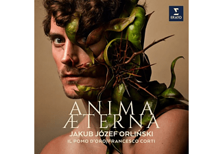 Orlinski, Jakub Jozef/Il pomo d'oro/Corti/Said, F. - Anima Aeterna [CD]