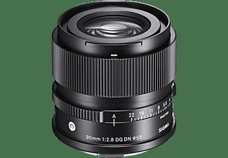 SIGMA Objektiv Contemporary 90mm f2.8 DG DN für Sony E-Mount