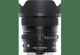 SIGMA Objektiv Contemporary 24mm f2.0 DG DN für Sony E-Mount