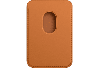 APPLE iPhone Leder Wallet mit MagSafe, Goldbraun