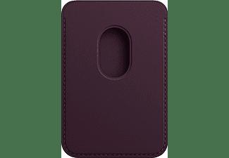 APPLE iPhone Leder Wallet mit MagSafe, Dunkelkirsch