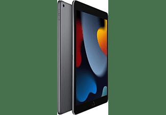 "Apple iPad (2021 9ª gen), 64 GB, Gris espacial, WiFi, 10.2"", Retina, Chip A13 Bionic, iPadOS"