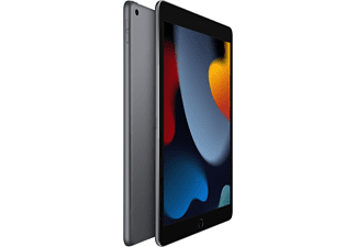 "Apple iPad (2021 9ª gen), 256 GB, Gris espacial, WiFi, 10.2"", Retina, Chip A13 Bionic, iPadOS"