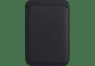 APPLE iPhone Leder Wallet mit MagSafe, Mitternacht