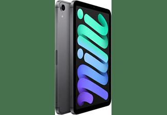 APPLE iPad mini 6 Wi-Fi + Cellular 5G 64GB Space Grau