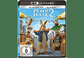 Peter Hase 2 - Ein Hase macht sich vom Acker [4K Ultra HD Blu-ray + Blu-ray]