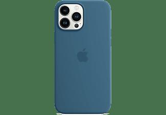 Apple funda de silicona con MagSafe para el iPhone 13 Pro Max, Azul polar