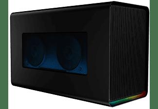 RAZER Grafikkarten Gehäuse Core X Chroma, Thunderbolt 3, 700W, USB-C mit 100W, Schwarz