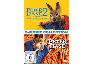 Peter Hase 1+2 [DVD]