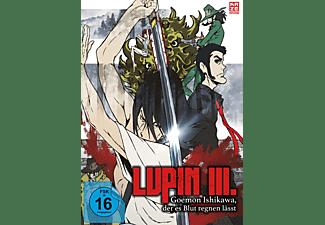 Lupin III. - Goemon Ishikawa, der es Blut regnen lässt DVD