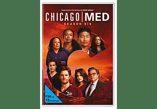 Chicago Med-Staffel 6 DVD