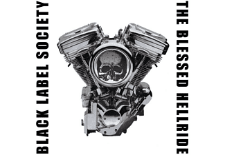 Black Label Society - The Blessed Hellride [CD]