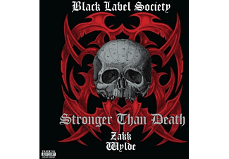 Black Label Society - Stronger Than Death [CD]