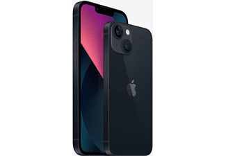 APPLE iPhone 13 mini 128 GB Mitternacht Dual SIM