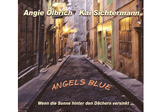 Blue Angels - Wenn die Sonne hinter den Dächern versinkt  - (CD)