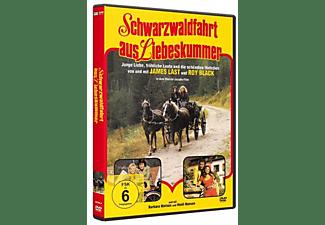 Schwarzwaldfahrt aus Liebeskummer DVD