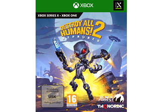 Destroy All Humans 2: Reprobed - [Xbox One & Xbox Series X]