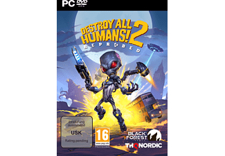 Destroy All Humans 2: Reprobed - [PC]