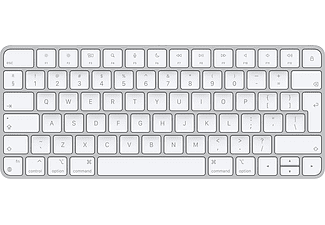 APPLE Magic Keyboard 2021 Silber – Deutsch