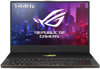 "Portátil gaming - ASUS ROG Zephyrus S GX701GWR-H6063T, 17"" FHD, i7-9750H, 16GB RAM, 512GB SSD, RTX2070, W10"